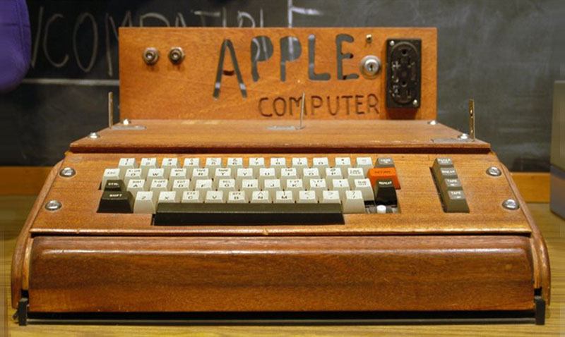 Steve Wozniak saca a subasta el Apple I original
