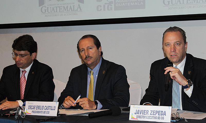 Presentaron el Guatemala Investment Summit 2016