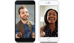 Google lanzó Duo, su aplicación para videollamadas
