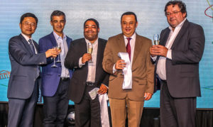 "Huawei presentó en Guatemala su ""Roadshow"""