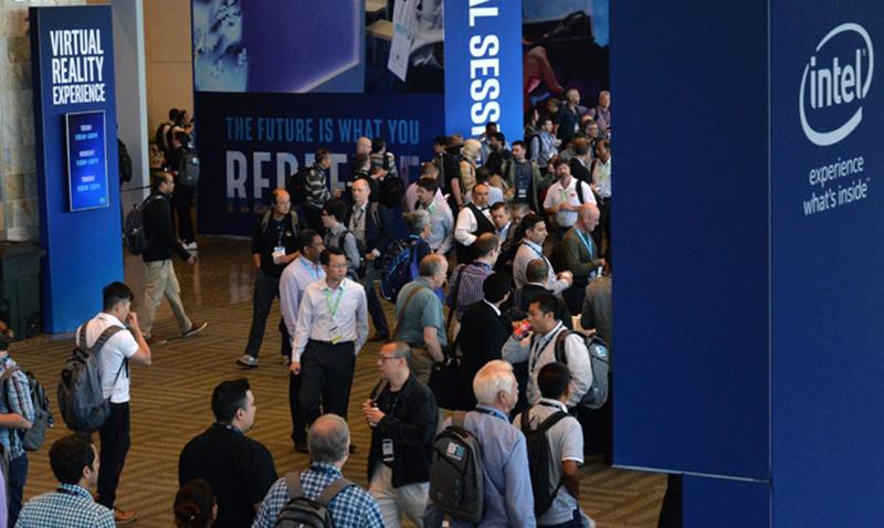 Grandes novedades en el Foro de Desarrolladores de Intel