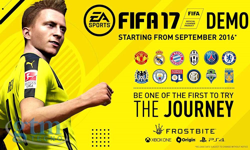 Demo FIFA 2017 - EA Sports