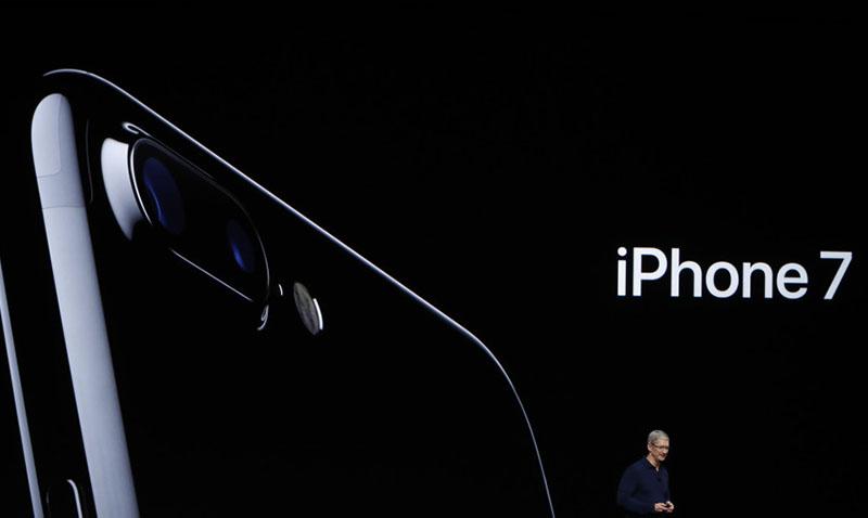 Apple presentó el iPhone 7 y el Apple Watch Serie 2
