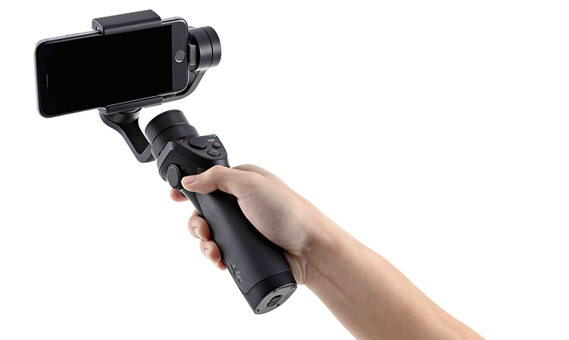 "DJI Osmo Mobile, más que un ""selfie stick"""