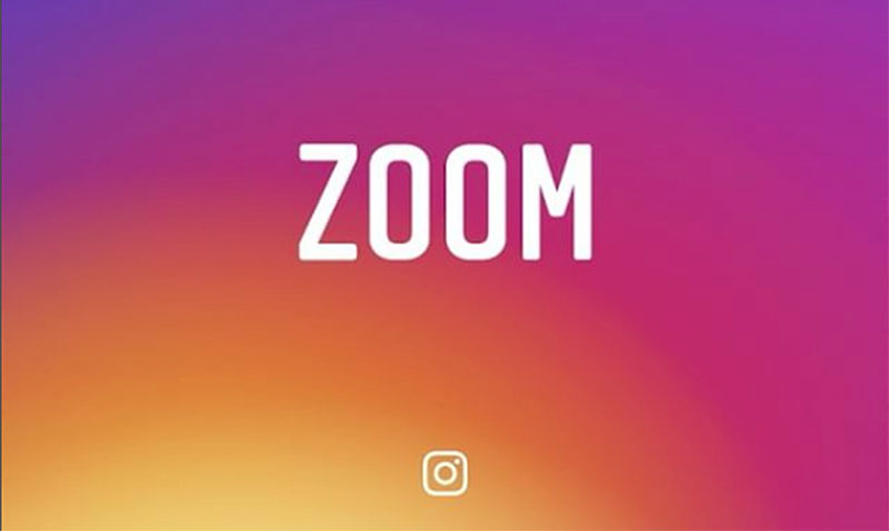 Instagram permite hacer zoom en fotos y videos