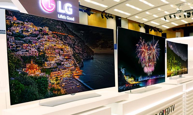 LG celebra 50 años de producción de televisores