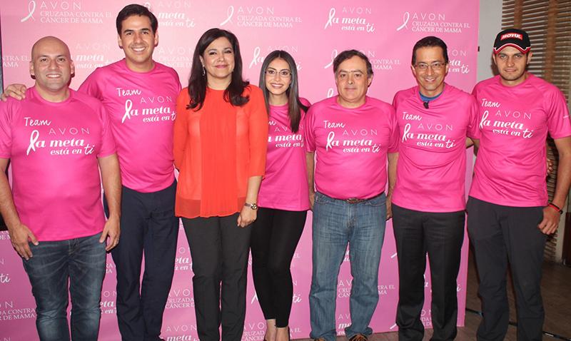 Avon continua la lucha contra el cáncer de mama
