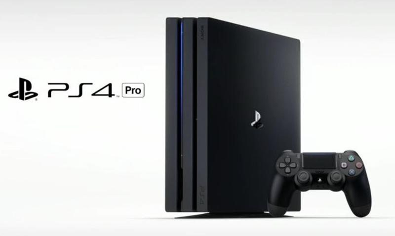 Play Station 4 Pro llegará en noviembre