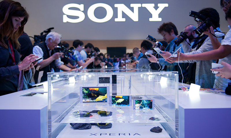Sony presente en la feria electrónica de consumo de Berlín