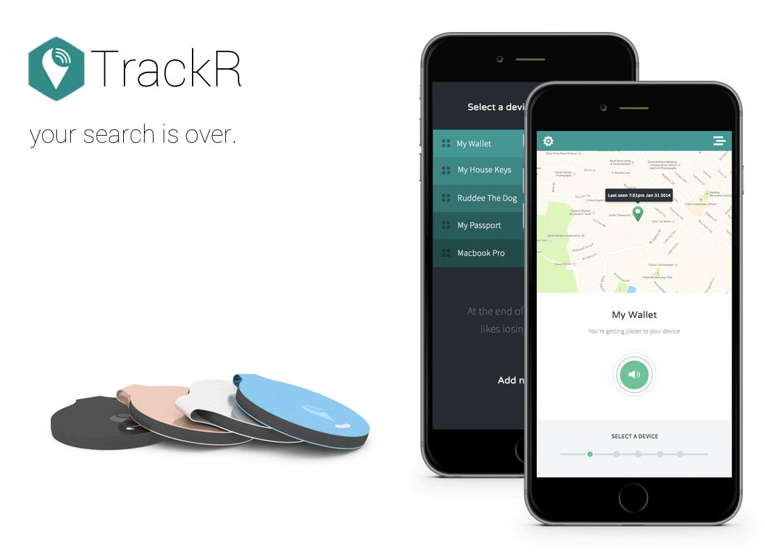 TrackR, la aplicación que te permitirá localizar tus objetos perdidos en segundos