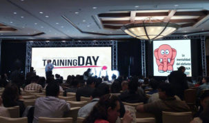 El Training Day 2016 reunió a cientos de emprendedores