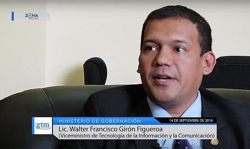 """Walter Girón, """"el cibercrimen en Guatemala es solo la punta del iceberg"""""""