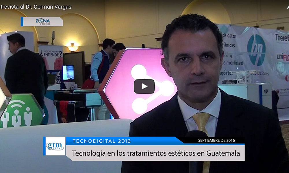 Dr. German Vargas: En medicina la tecnología avanza extremadamente rápido