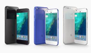 "Google lanza ""Pixel"" para competir con iPhone 7"