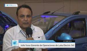 Luka, el auto eléctrico que ya recorre las calles de Guatemala