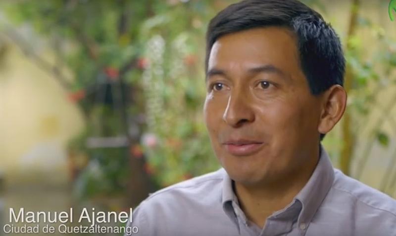 Manuel Ajanel, otra gran historia de honestidad chapina
