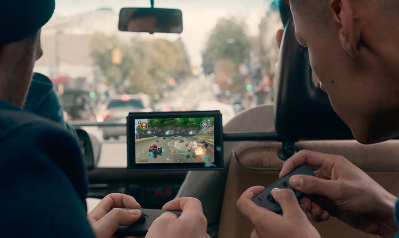 Vuelve Nintendo con su nueva consola, Switch