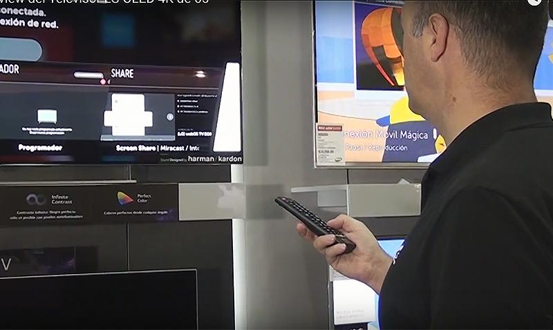 Review del Televisor LG OLED 4K