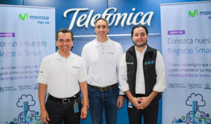 Movistar lanza Negocio Smart al mercado de PYMES