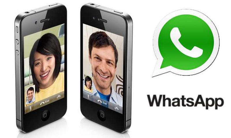Las videollamadas están llegando a Whatsapp