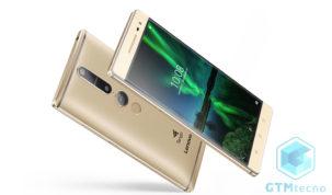 Google lanza el primer móvil dentro del proyecto Tango AR System: lenovo-phab-2-pro