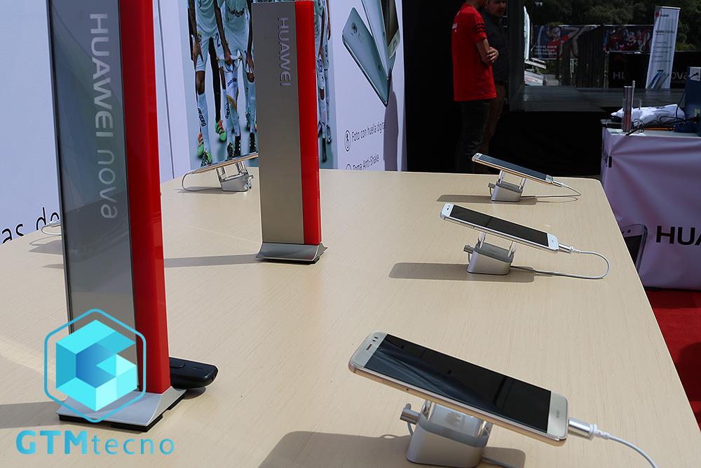 Huawei presentó el smartphone Nova Plus en Guatemala