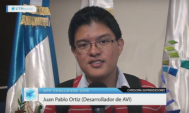 AVI, la app guatemalteca para personas no videntes