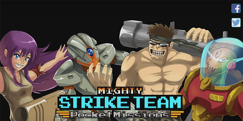 Mighty Strike Team, el videojuego Made in Guatemala