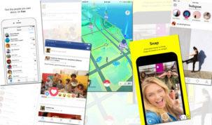 Las 10 aplicaciones más populares en iOS de 2016
