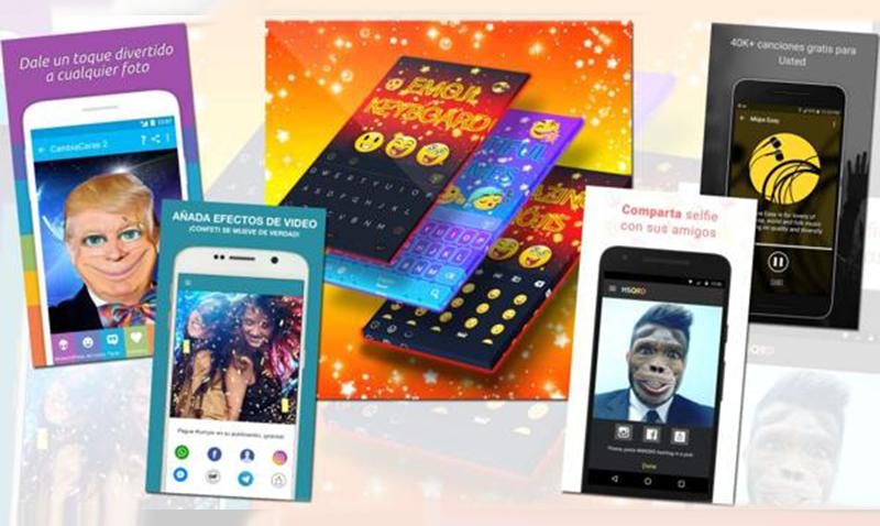 Las aplicaciones más populares para Android en 2016