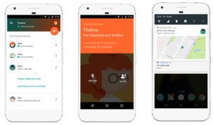 Trusted Contacts, la aplicación de Google para andar seguro en la calle