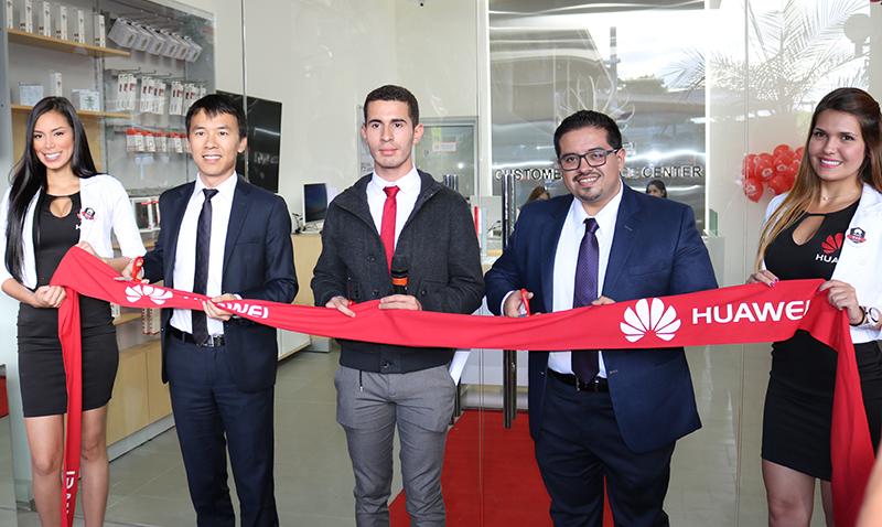 Huawei ya tiene su centro de servicio al cliente en Guatemala