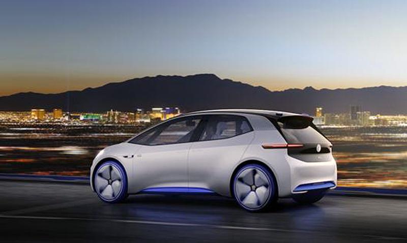 BMW, Mercedes-Benz y Volkswagen mostraron su visión del futuro