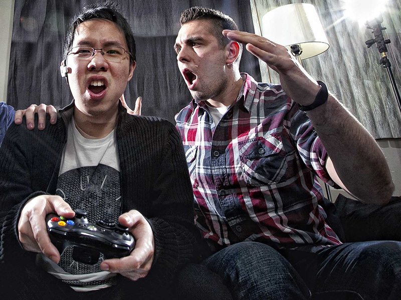 Hackers detrás de jugadores de PlayStation, Xbox y PC