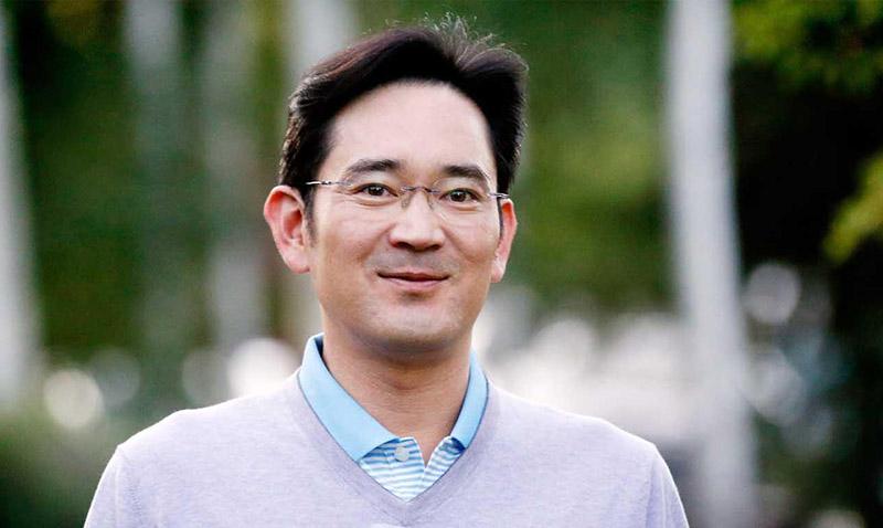 Piden el arresto del vicepresidente de Samsung