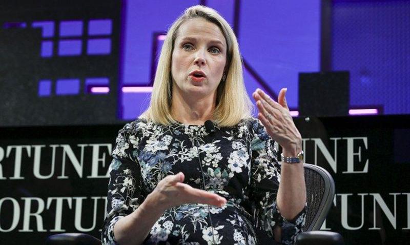 Marissa Mayer renuncia a la junta directiva de Yahoo