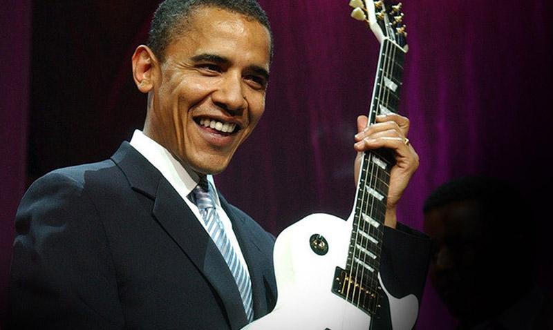 Spotify le ofrece chance a Barack Obama