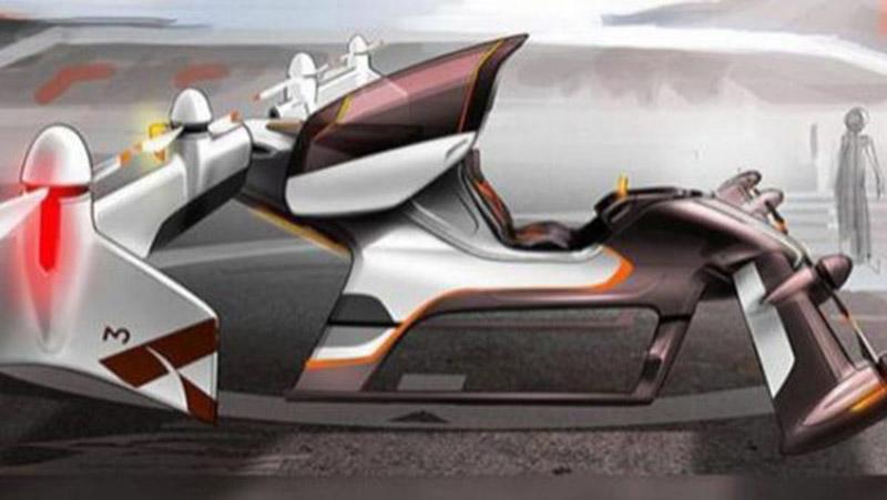 Así será el vehículo volador que circulará en Singapur, San Pablo y Tokio