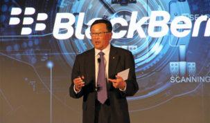 BlackBerry volvió pero tiene el 0 por ciento del mercado