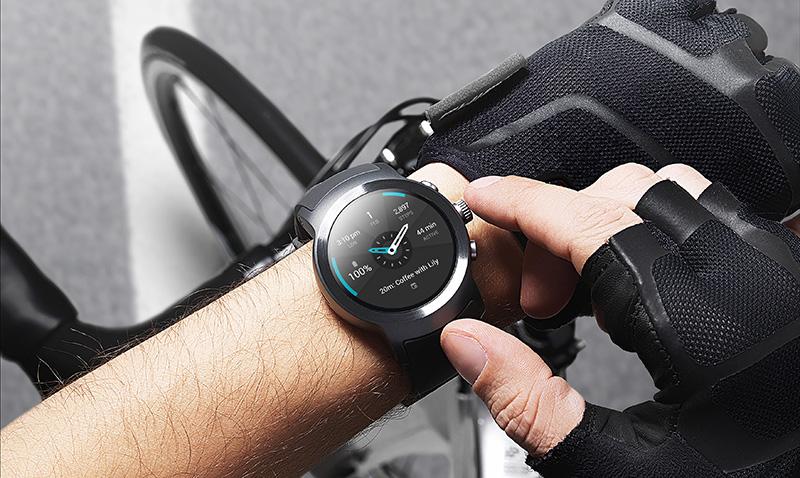 LG y Google  desarrollan los primeros relojes Android 2.0