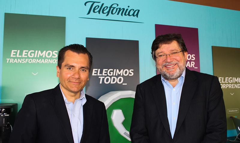 Movistar te permite a chatear gratis en WhatsApp
