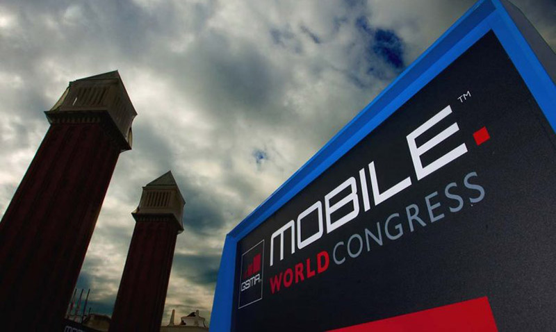 Tercera jornada del Mobile World Congress 2017 de Barcelona MWC 2017
