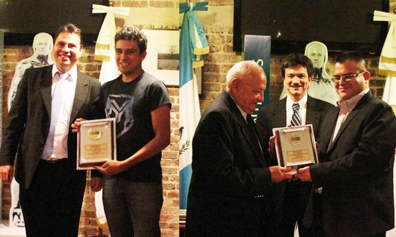 Estudiantes guatemaltecos sobresalen en premio latinoamericano
