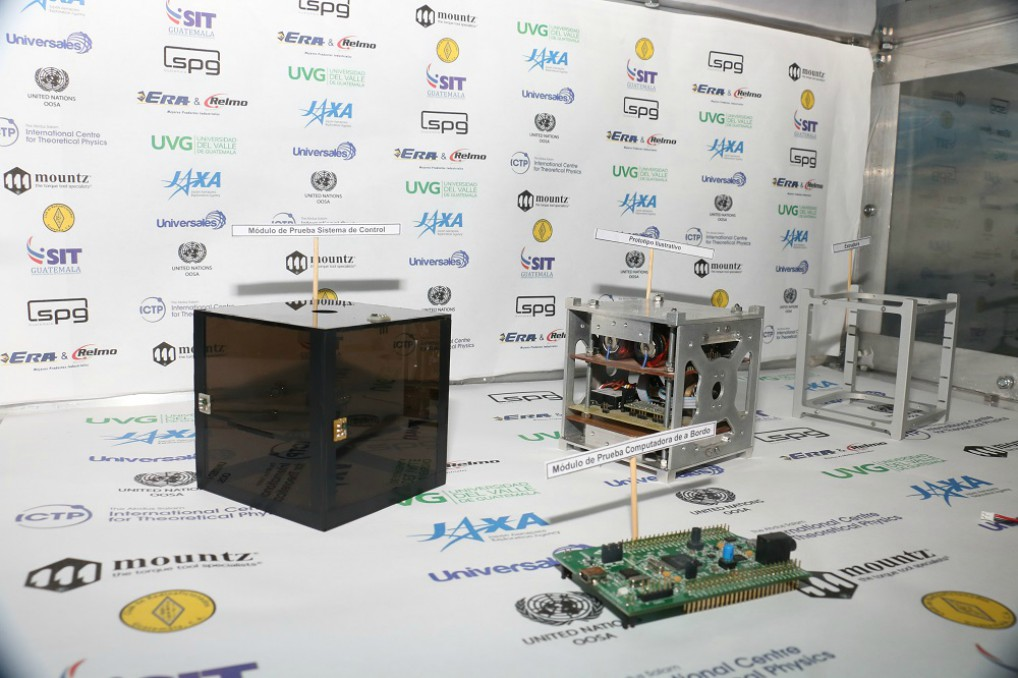 CubeSat-UVG