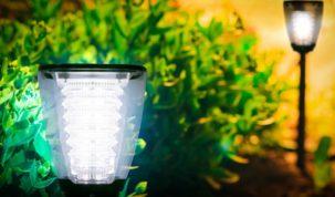 Luminaria-Solar